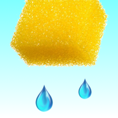 Activities of Catch The Waterdrop - Squeeze Water From A Sponge Free