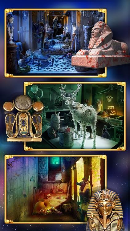 Hidden Objects - Pharaoh's Secrets screenshot-3