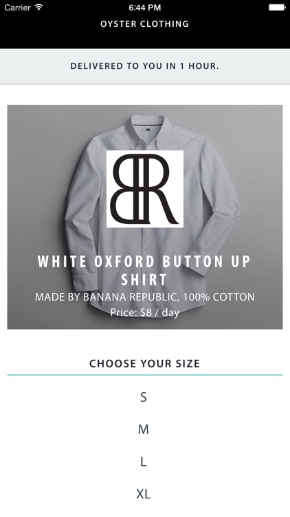 Eve - Clothing Rentals On Demand
