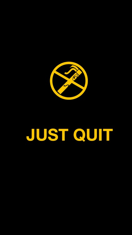 JustQuit - Quit Smoking App For A Healthy Smokefree Life screenshot-4