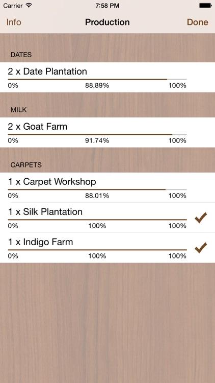 Production Calculator 1404 Lite screenshot-4
