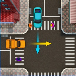 Busy Traffic Street - A Endless Rush Hour Crossy Road Game