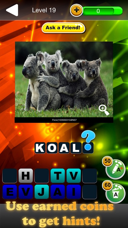 Quiz Pic Animals - Guess The Animal Photo in this Brand New Trivia Game screenshot-3
