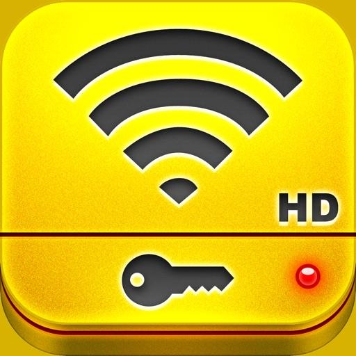 WiFi & Router Password Finder 2: Default passwords - App