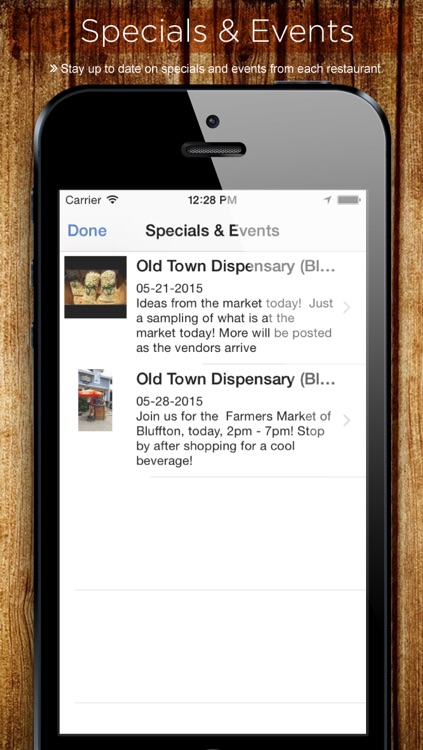 Old Town Dispensary screenshot-1