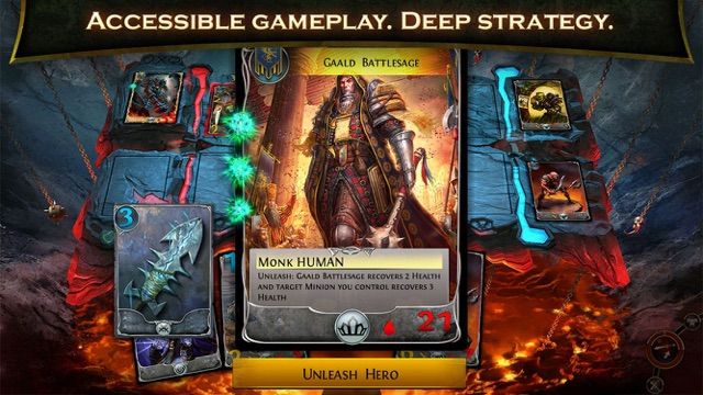 Order & Chaos Duels - Trading Card Game Screenshot