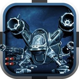 Sci-Fi Space Defense : Alien war game
