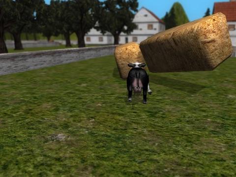 Crazy Cow Simulator FREE-ipad-4