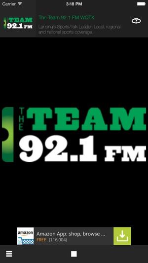 Team 921FM On The App Store