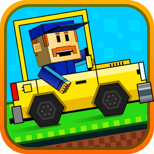 Blocky Offroad Racing