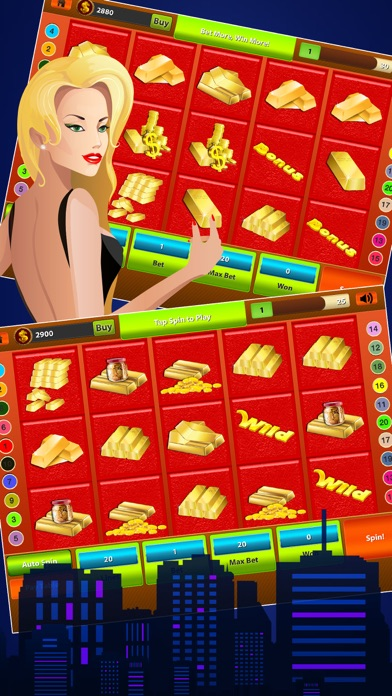 Rich City Vegas Casino - Big 7 Casino screenshot two