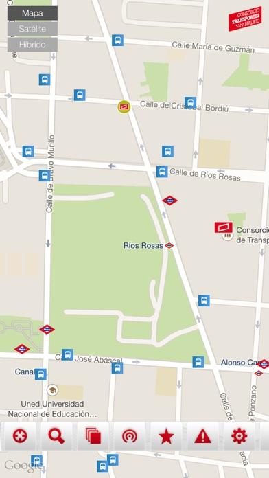 download Transporte de Madrid CRTM apps 3