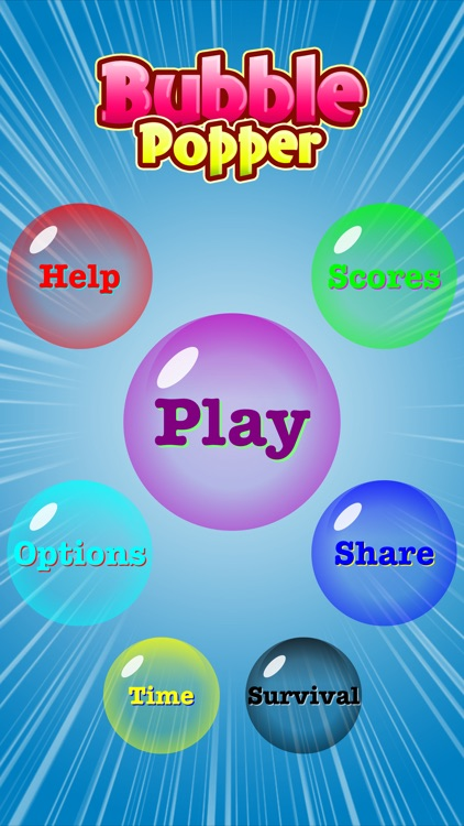 Bubble Popper - For Kids, Boys & Girls!!! screenshot-2