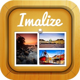 Imalize Free – Collage and Picture Frame Editing for Instagram, Facebook and Twitter