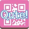Qute! -簡単!カワイイ!女子のためのQRコードリーダー-