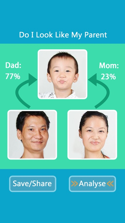 Do I Look Like My Parent? Are You Alike Dad/Mom? screenshot-3