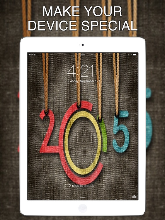 Happy New Year 2017 Wallpapers for iPad screenshot-4