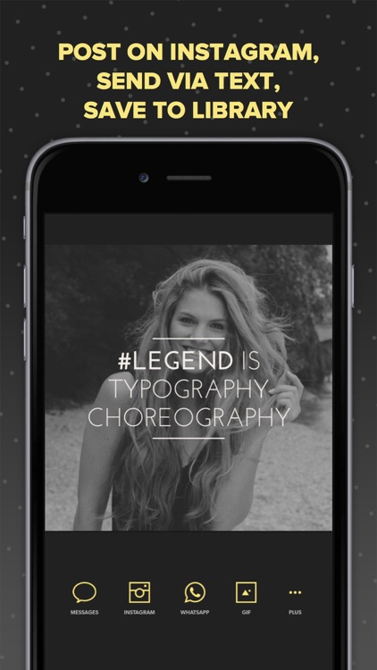 Legend - Animate Text in Video & GIF screenshot-4