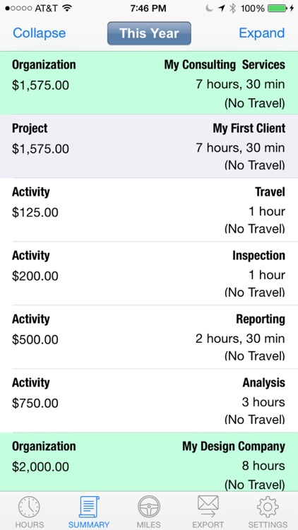 HourLink - Time Tracking, Timesheet & Billing with GPS & Mileage Expense