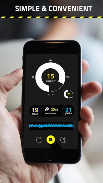 サウンドレベルメータ (dB Meter Pro)のおすすめ画像3
