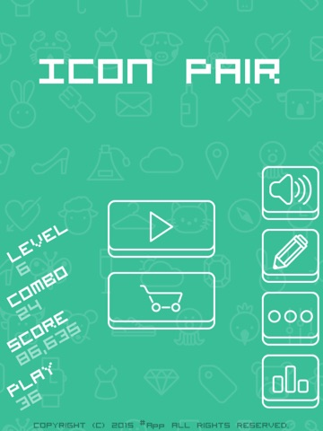 Screenshot #5 for Icon Pair Lite
