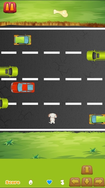 A Petshop Puppy Story FREE - Road Cross Escape screenshot-3