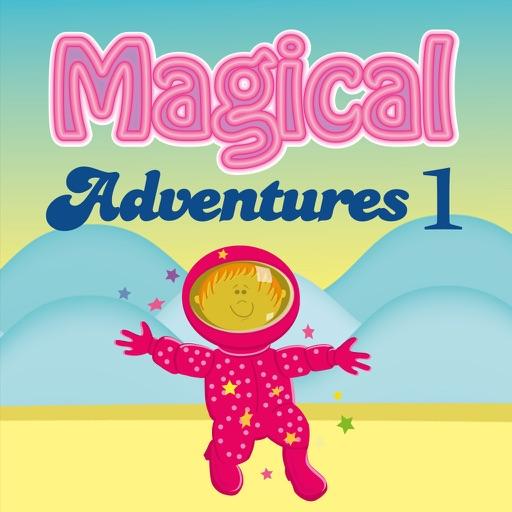 Magical Adventures 1 - Children's Meditation App by Heather Bestel
