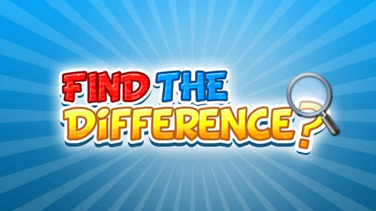 Spot and Find the Difference for Free
