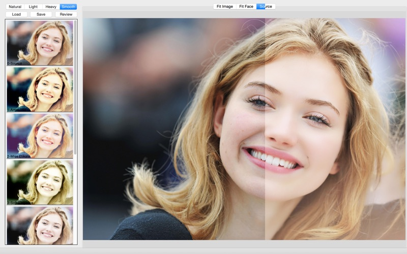 Portrait Retouching-Face Beauty and Skin Whitening screenshot 4