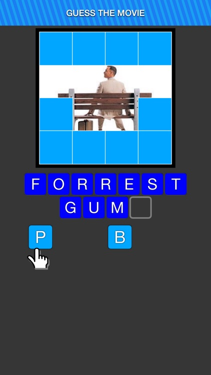Guess the movie – Trivia Puzzle Game on Movies