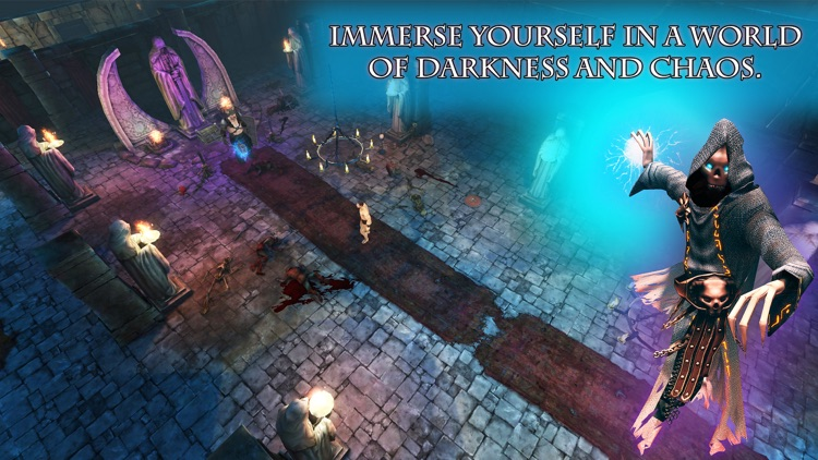Quest for Revenge screenshot-0