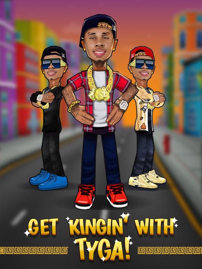 kingin with tyga full episodes free