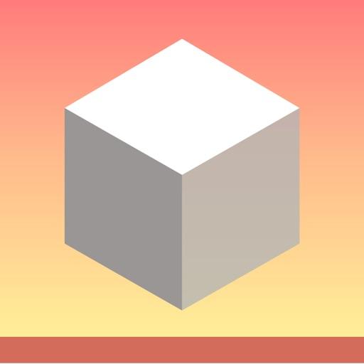 Cube Fall - Endless Free Fall