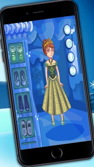 Dress Up Ice Princess - Dress up games for kids