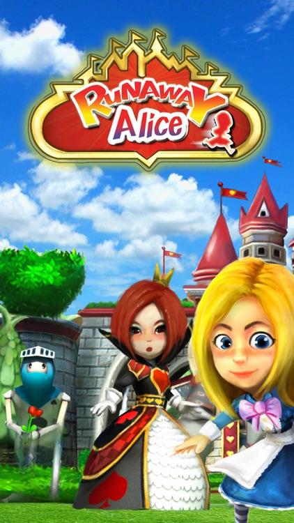 Runaway Alice : Journey in Wonderland screenshot-4