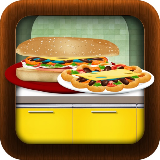 Food Court Game icon