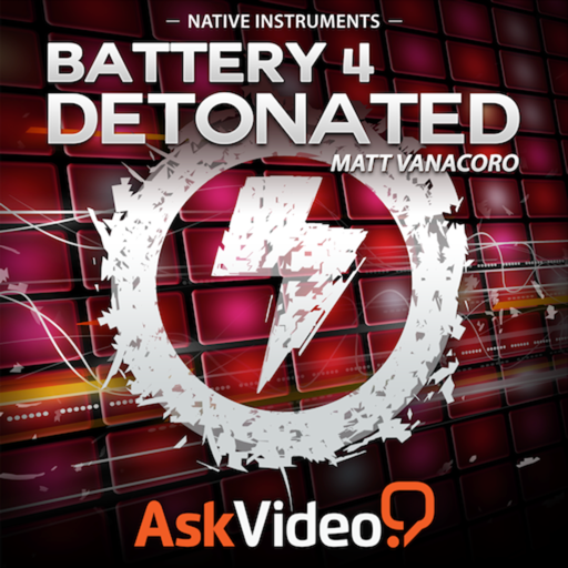 Course for Battery 4 Detonated