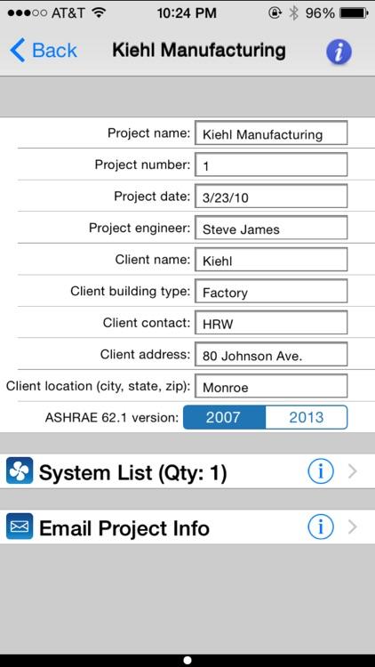 HVAC ASHRAE 62.1 screenshot-4
