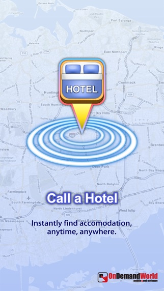 Call a Hotel - Instantly find accomodation, anytime, anywhere. Screenshot 5