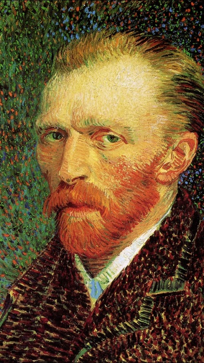 Art Wallpaper Van Gogh HD screenshot-3