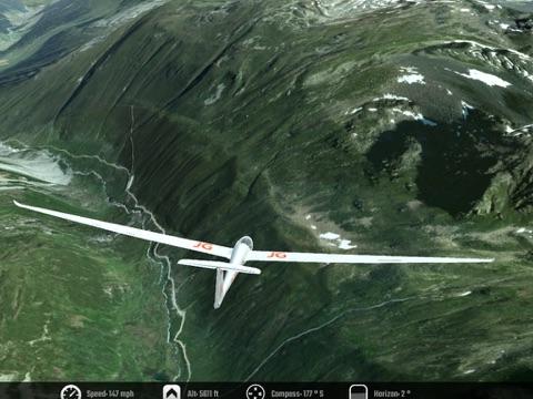 Screenshot #2 for Glider - Soar the Skies