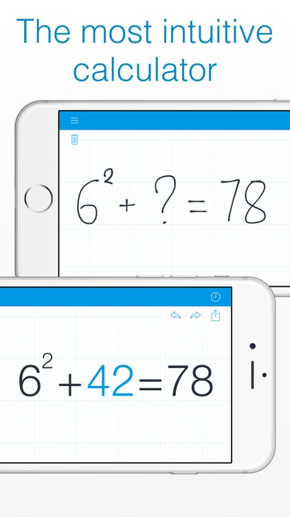 MyScript Calculator - Handwriting calculator