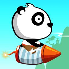 Voler Panda (Kung Fu Poo - Tiny Flying Panda)