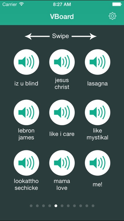 VBoard - Sounds of Vine, Soundboard for Vine Free - OMG Sounds, VSounds screenshot-2