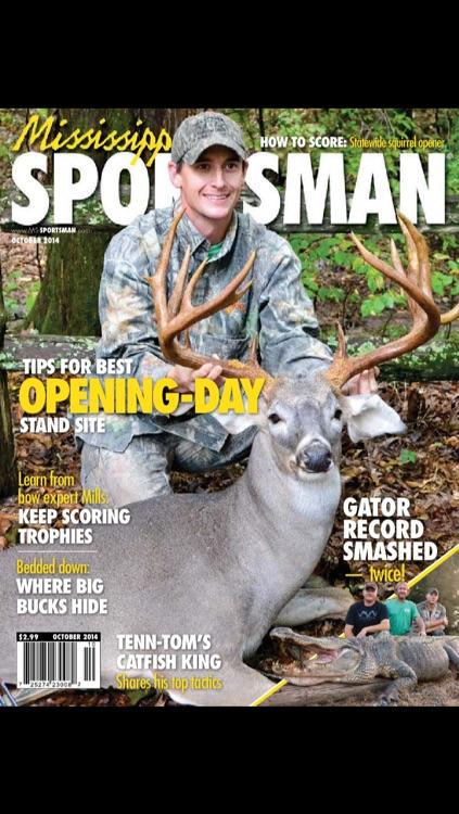 Mississippi Sportsman Magazine