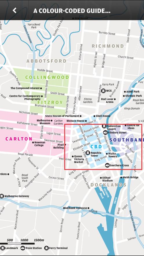 Melbourne: Wallpaper* City Guide App 截图