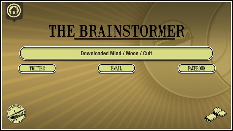The Brainstormer screenshot-4