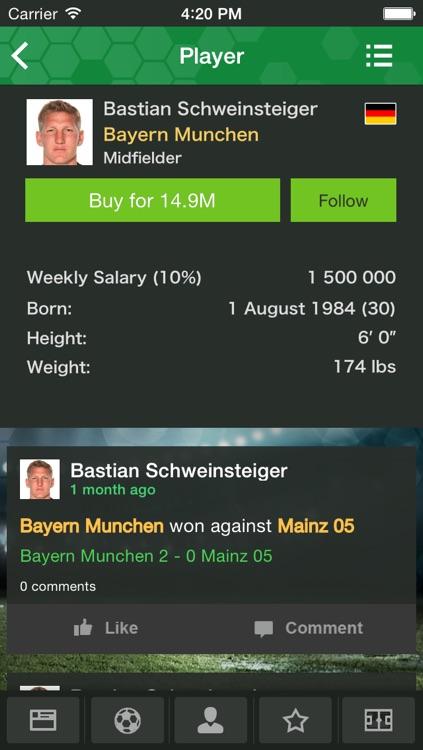Matchday Fantasy Football screenshot-3