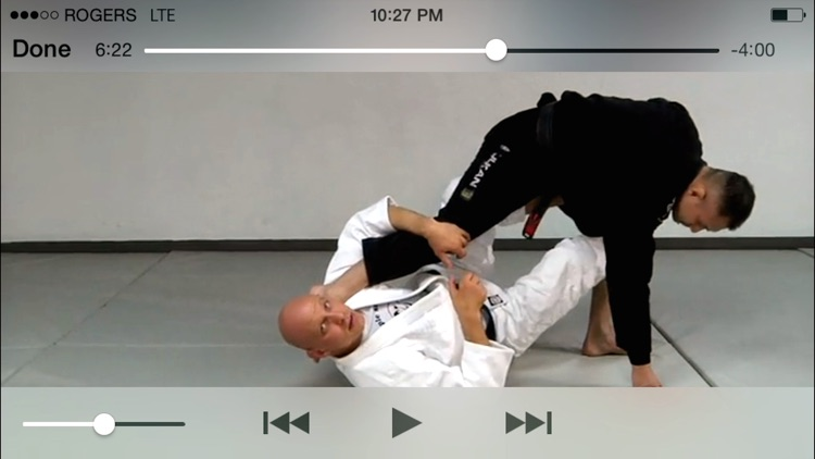 7 Days to Better Guard Sweeps by Stephan Kesting and Grapplearts.com.  A Complete Guard Sweeping Strategy focusing on the Butterfly Guard, X Guard and Instep Guard for BJJ/Brazilian Jiu-Jitsu and No Gi Submission Grappling screenshot-3