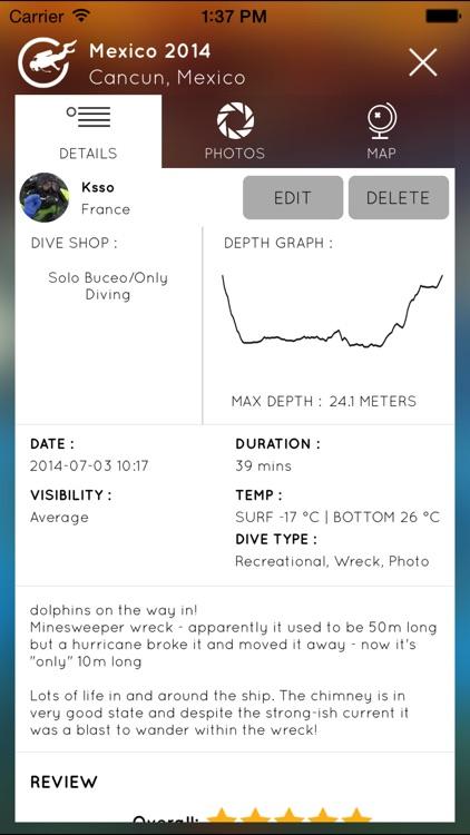 Diveboard